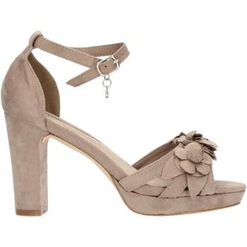 Buty Damskie Sandały Xti 32036 Beżowy