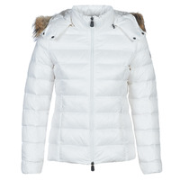 tekstylia Damskie Kurtki pikowane JOTT LUXE Biały