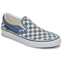 Buty Tenisówki Vans CLASSIC SLIP-ON Niebieski / Biały