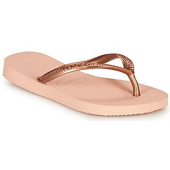 Buty Dziewczynka Japonki Havaianas SLIM Różowy