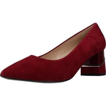Buty Damskie Derby & Richelieu Argenta 5107 3 Czerwony