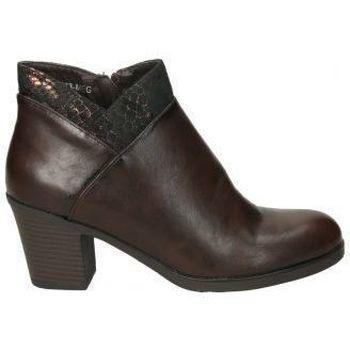 Buty Damskie Low boots Deity YSY16573-ME Marron