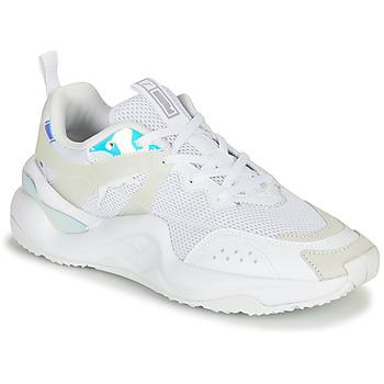 Buty Damskie Trampki niskie Puma RISE Glow Biały