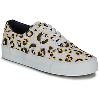 Buty Damskie Trampki niskie Superdry CLASSIC LACE UP TRAINER Leopard