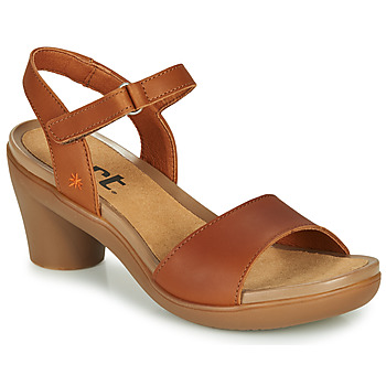 Buty Damskie Sandały Art ALFAMA Brązowy