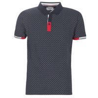 tekstylia Męskie Koszulki polo z krótkim rękawem Casual Attitude NELLY Marine