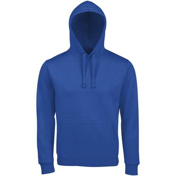 tekstylia Damskie Bluzy Sols SPENCER KANGAROO WOMEN Azul