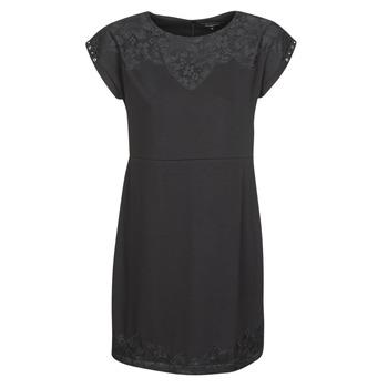 tekstylia Damskie Sukienki krótkie Desigual BANQUET Czarny