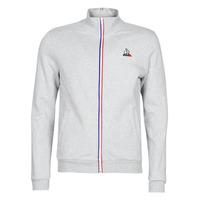 tekstylia Męskie Bluzy dresowe Le Coq Sportif ESS FZ Sweat N°2 M Szary / Chiné