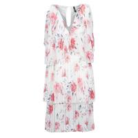 tekstylia Damskie Sukienki krótkie Smash VOTARY Różowy