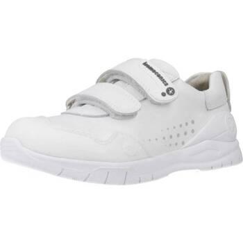 Buty Dziewczynka Trampki niskie Biomecanics 182195 Biały