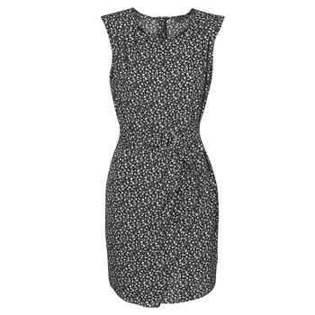 tekstylia Damskie Sukienki krótkie Ikks BQ30045-02 Czarny
