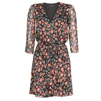 tekstylia Damskie Sukienki krótkie Ikks BQ30095-03 Wielokolorowy