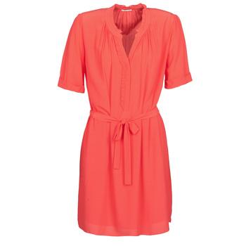 tekstylia Damskie Sukienki krótkie Ikks BQ30335-36 Pomarańczowy