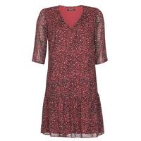 tekstylia Damskie Sukienki krótkie One Step RINDA Bordeaux