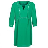 tekstylia Damskie Sukienki krótkie One Step RUFINO Zielony