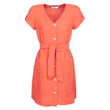 tekstylia Damskie Sukienki krótkie One Step RONIN Pomarańczowy