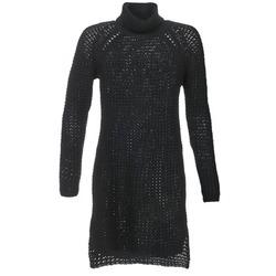 tekstylia Damskie Sukienki krótkie Noisy May POCKET Czarny