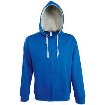tekstylia Męskie Bluzy Sols SOUL MEN SPORT Azul