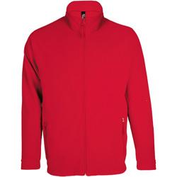 tekstylia Męskie Polary Sols NOVA MEN SPORT Rojo