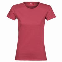 tekstylia Damskie T-shirty z krótkim rękawem BOTD MATILDA Bordeaux
