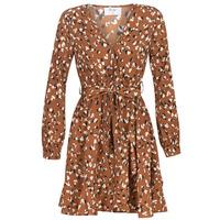 tekstylia Damskie Sukienki krótkie Betty London LISONS Brązowy