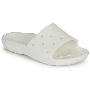 Buty klapki Crocs CLASSIC CROCS SLIDE Biały
