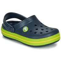 Buty Dziecko Chodaki Crocs CROCBAND CLOG K Marine / Zielony