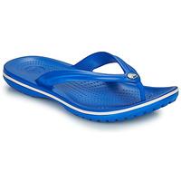 Buty Japonki Crocs CROCBAND FLIP Niebieski