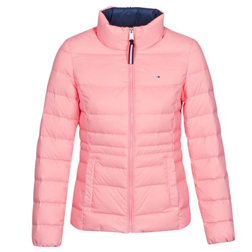 Tommy Jeans MODERN DOWN JKT Różowy 16500820