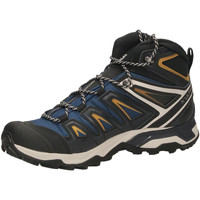 Buty Męskie Fitness / Training Salomon X ULTRA 3 MID GTX blu-nero