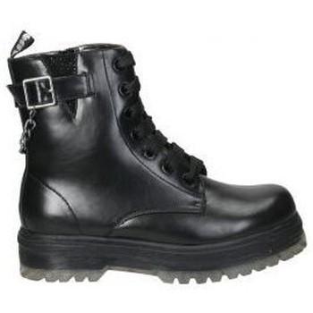 Buty Chłopiec Buty za kostkę Asso AG3801 Noir