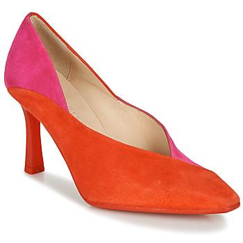 Buty Damskie Czółenka Hispanitas PARIS-8 Czerwony / Różowy