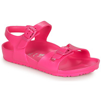Buty Dziewczynka Sandały Birkenstock RIO EVA Pink