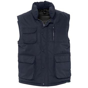 tekstylia Swetry rozpinane / Kardigany Sols VIPER QUALITY WORK Azul
