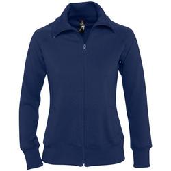 tekstylia Damskie Bluzy Sols SODA WOMEN SPORT Azul