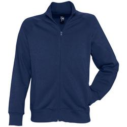 tekstylia Męskie Bluzy Sols SUNDAE MEN SPORT Azul