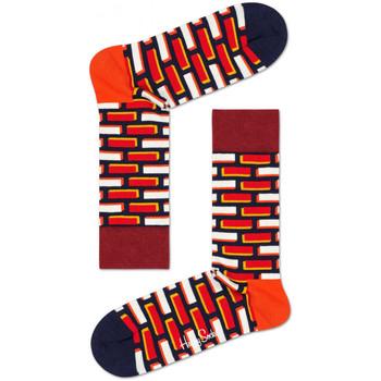 Dodatki Skarpety Happy Socks Brick sock Wielokolorowy