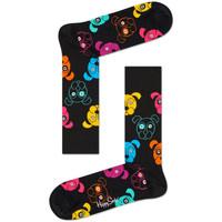 Dodatki Męskie Skarpety Happy Socks Cat vs dog gift box Wielokolorowy