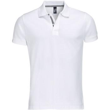 tekstylia Męskie Koszulki polo z krótkim rękawem Sols PATRIOT FASHION MEN Multicolor