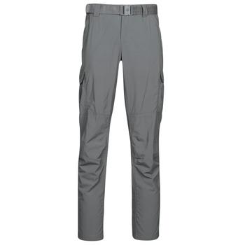 tekstylia Męskie Spodnie bojówki Columbia Silver ridge II cargo pa Grill