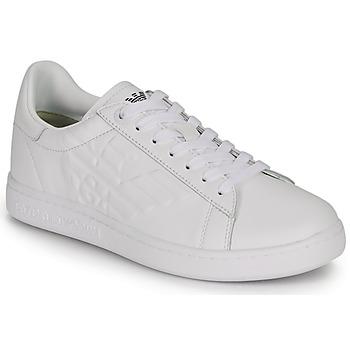 Buty Trampki niskie Emporio Armani EA7 CLASSIC NEW CC Biały