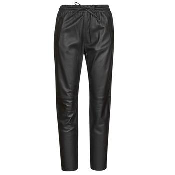 tekstylia Damskie Spodnie z pięcioma kieszeniami Oakwood KYOTO Czarny