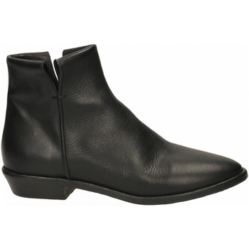Buty Damskie Low boots Lemaré TEXAS nero