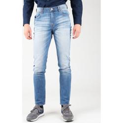 tekstylia Męskie Jeansy slim fit Lee Jeansy  Arvin L732CDJX niebieski