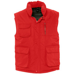 tekstylia Kurtki lekkie Sols VIPER QUALITY WORK Rojo