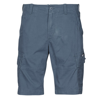 tekstylia Męskie Szorty i Bermudy Superdry CORE CARGO SHORTS Midnight / Navy