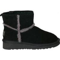 Buty Damskie Śniegowce Top3 9786 Noir