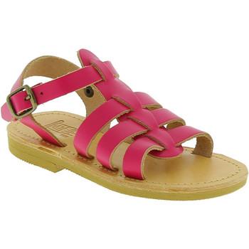Buty Męskie Sandały Attica Sandals PERSEPHONE CALF FUXIA Różowy
