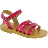 Buty Dziewczynka Sandały Attica Sandals HEBE CALF FUXIA Różowy